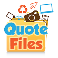 Quotefiles Logo