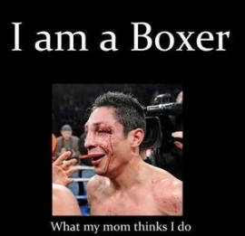 I think its so good for boxing when a new guy or new blood as we call it, makes a big statement.