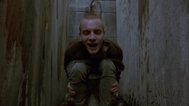 When I started off with Trainspotting, it was the way the characters came to me. That's how they sounded to me. It seemed pretentious to sound any other way. I wasn't making any kind of political statement.