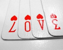 Love is a game in which one always cheats.